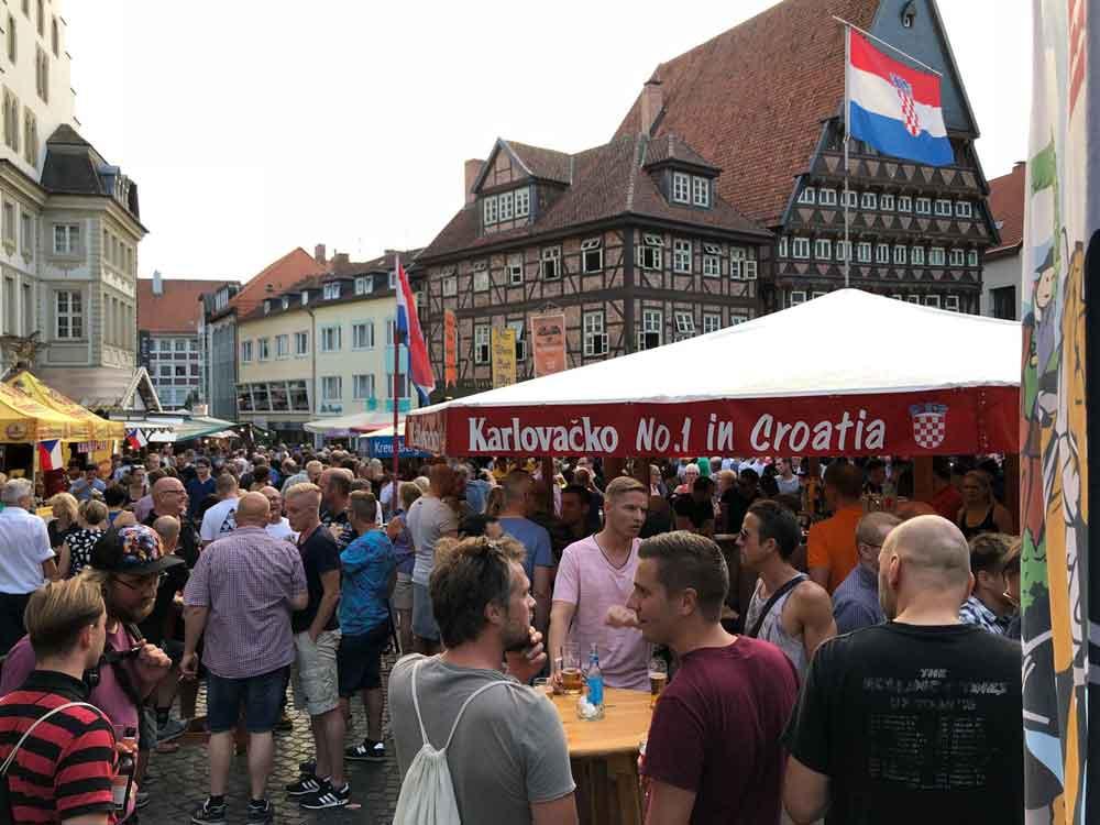 In hildesheim öffnungszeiten party Veranstaltungen