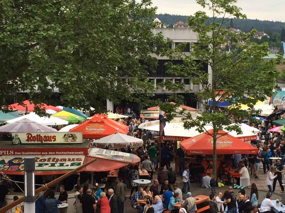 Pforzheim Flohmarkt